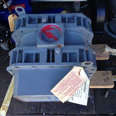Dresser Rotary Lobe Blower 404 404rcs-h Vacuum Pump 15psi 3npt 369cfm