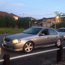 Ba xr6 5 speed manual new clutch Berkeley Vale Wyong Area Preview