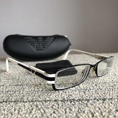 Emporio Armani Eyeglasses Eye Glasses Frames Ea 9559 Y4L 53-15-140 W/ (Armani Eye Frames)