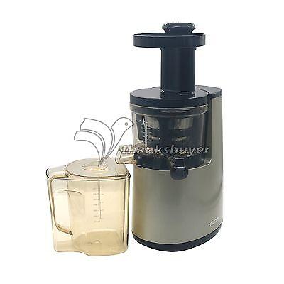 HH Elite Slow Juicer Extractor 2nd Generation 220V Fruit HUROM HH-SBF11