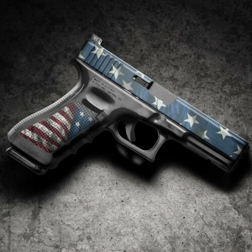 GunSkins Pistol Accent Skin Vinyl Decal Camo Wrap for Glock