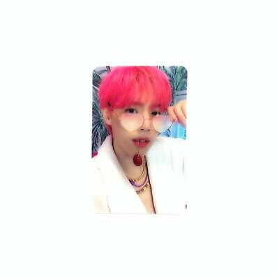 [THE BOYZ] THRILL-ING / Splash Ver. / Official Lenticular Photocard - Sunwoo