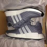 Adidas NMD Bedwin Heartbreakers size 9 BB3123 Grey Melbourne CBD Melbourne City Preview