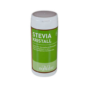 100 gr. Stevia Kristalle - 5 kaufen & 6 erhalten TOP DEAL, Steviosid  Qualität