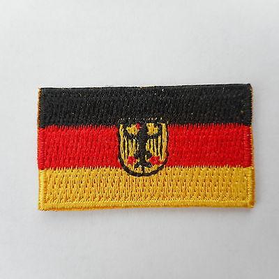 En venta Deutschland mit Adler Aufbügler,Aufnäher,Patch,Flagge,Flag ,Germany,Alemania
