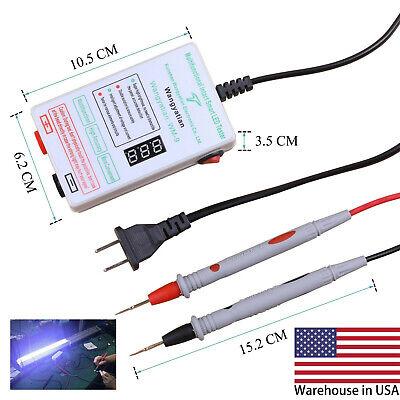 Led Lcd Tv Backlight Tester Meter Tool Lamp Beads Detector Repair Voltage Displa