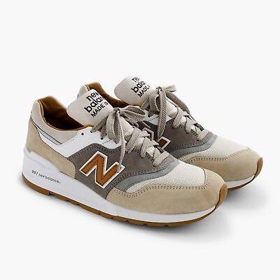New Balance x J.Crew 997 Cortado Sneakers US 7 M997JC3 Espresso USA 1400 996 998