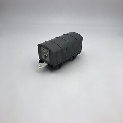 Thomas & Friends, Trackmaster, LAUGHING COVERED TROUBLESOME TRUCK, TOMY 2002