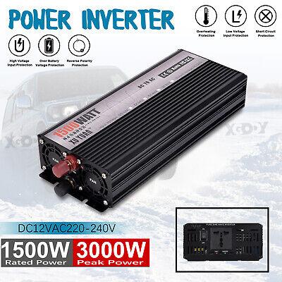 1500 watt 2000w pure sine wave power