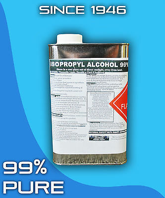 Isopropyl Alcohol 99 1 Gallon Solvent Biodiesel