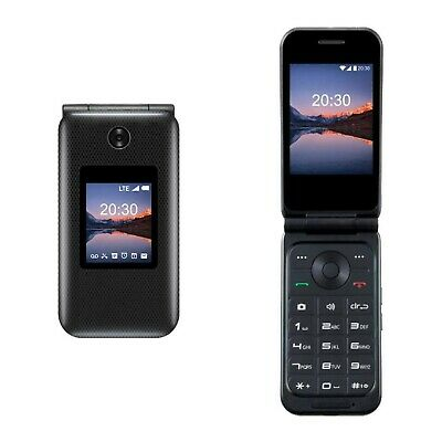 ZTE CYMBAL 2 Z2335CA 4GB 4G LTE GSM Unlocked Flip Phone - Grade A+