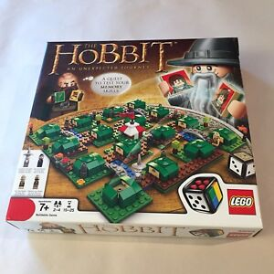 LEGO 3920 The Hobbit An Unexpected Journey Buildable Game