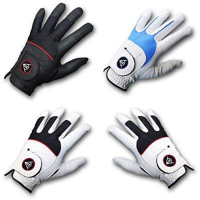 DUNLOP synth. Leder Golfhandschuh Handschuh Golf Golfhandschuhe S M ML L XL