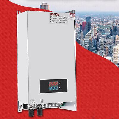 Adjustable Power Supply 0-48v Dcac 20a Precision Variable Digital Lab Adapter