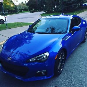 2016 Subaru BRZ Coupe sport tech (2 door)