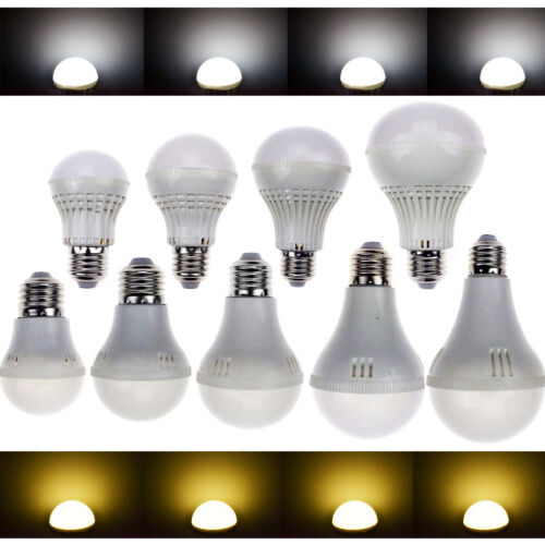 Energy Saving E26 E27 LED Bulb Globe ...