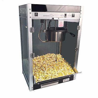 Paragon Contempo Pop 8 Ounce Popcorn Machine. Made In Usa