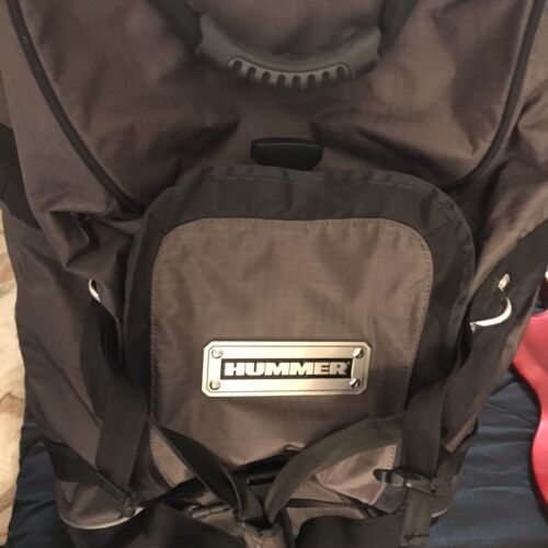 HUMMER Luggage Backpack Optional Tote Carry-on Promo Item - $75.00