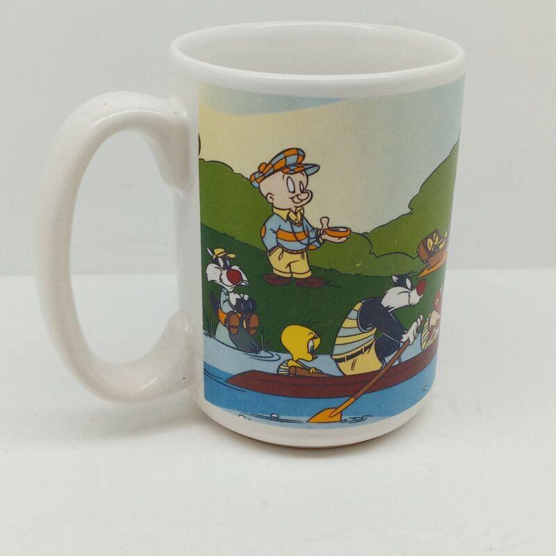 1995 WB Looney Toons Coffee Mug Vintage