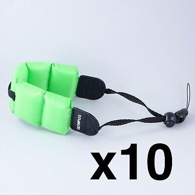 Olympus Float Strap for Underwater Cameras, Green (Bulk Qty: 10)