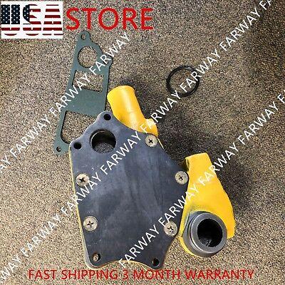 Water Pump For Komatsu Pc60-6 Excavator 4d95l Engine 6204-61-1110