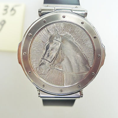 Hublot Men's Steel Horse Limited Edition To 100 Automatic Reference #1589.100.1