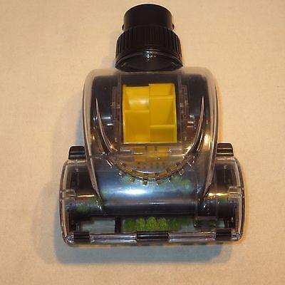 "Air Driven Turbo Tool Attachment 1.25"" Vacuum Swivel w/ Pet"