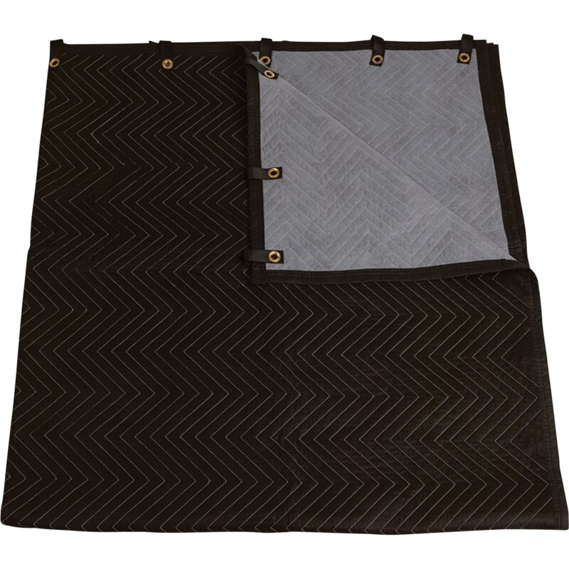 Grommeted Industrial Blanket-78in - x?72in -