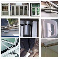 Doors repairs windows, glass & hardware services