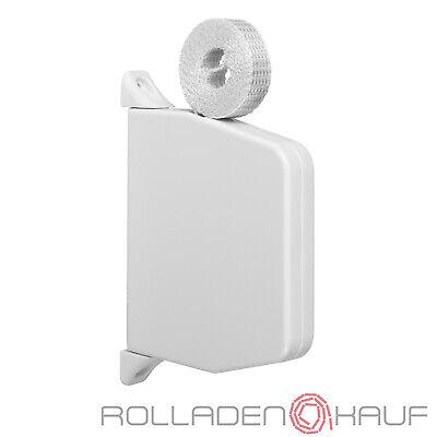 Gurtwickler Aufschraubwickler Mini Aufputz 5m weiß Rollladen Rolladen NEU