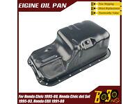 New Oil Pan For Honda Civic del Sol 1993-1995