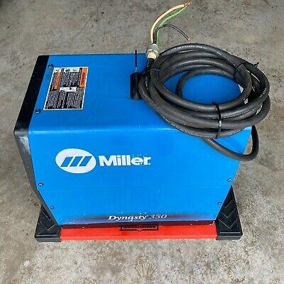 Miller Dynasty 350 Electric Welder Generator Only 172hrs 907204
