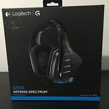 Logitech G933 Artemis Spectrum wireless gaming headset Lakemba Canterbury Area Preview