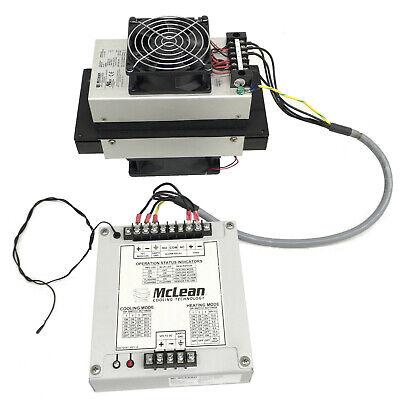 Mclean Te090624020 Peltier Thermoelectric Coolerheater 178btu 24vdc Controller