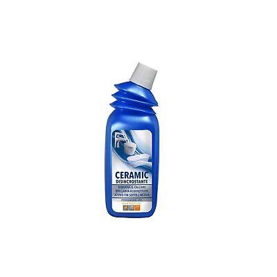 Pulitore disincrostante per ceramica sanitari wc e rubinetteria Ceramic Faren