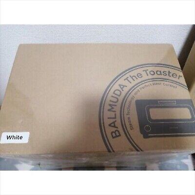 K01E-WS Steam Oven Toaster White color BALMUDA 1300W 100V
