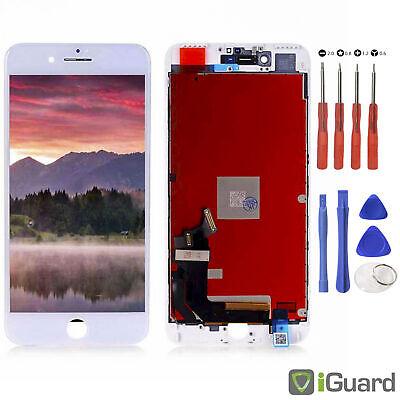 LCD Display für iPhone 8 4,7 RETINA Weiss Glas Scheibe Bildschirm Touch NEU Iphone 4 Display
