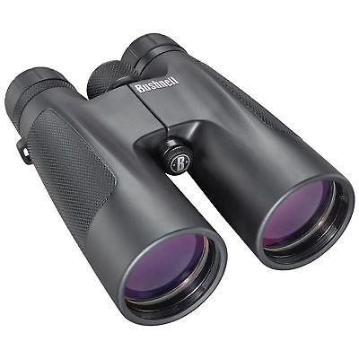 Bushnell 151050 Powerview Roof Prism System 10x 50mm Hunting Binoculars, Black