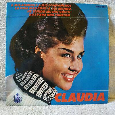 CLAUDIA - LA CASA MAS BONITA DEL MUNDO + 3 - EP...
