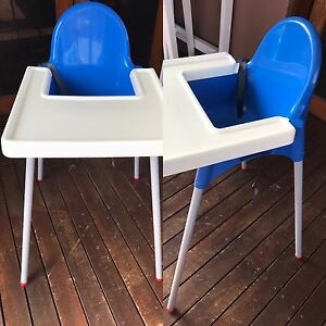 IKEA antilop high chair Pagewood Botany Bay Area Preview
