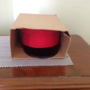 Railroad red porters hat