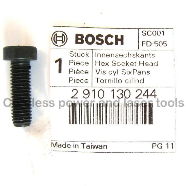 Bosch GEX 150 AC Sander Rubber Pad Fixing Mounting Screw 2 910 130 244