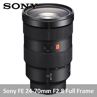 Sony FE 24-70mm F2.8 GM SEL2470GM Water Dust Proof For E-Mount Full Frame