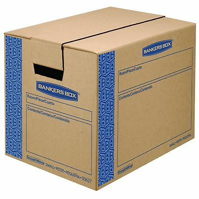 Bankers Box Smoothmove Prime Moving Boxes Tape-free Fastfold Easy Assembly
