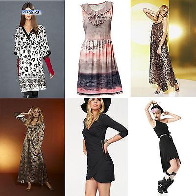 SONDERPOSTEN 10 x Damen Kleider Versandhaus Gr. 32-34-36-38 Mix NEU