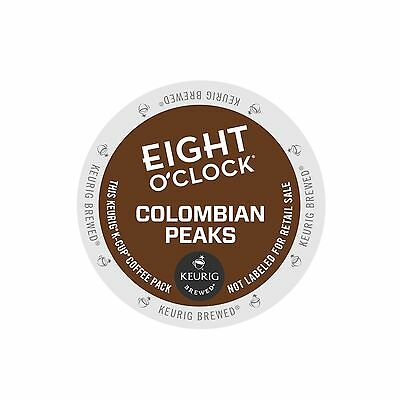 Eight O'Clock Coffee Keurig K-Cups PICK ANY FLAVOR 18-192 Co