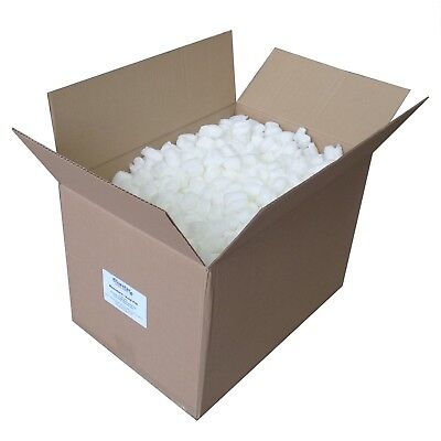 Biodegradable Void Fill Packing Peanuts 18 X 12 X 12 1.5 Cuft Boxed