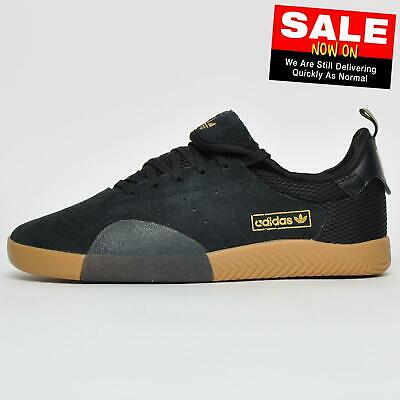 Adidas Originals 3ST.003 Mens Classic Casual Suede Leather Retro Skate Trainers