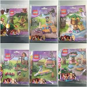 Lego Friends Friends Animals Series 1 - 6  Polybags $6 each Morphett Vale Morphett Vale Area Preview