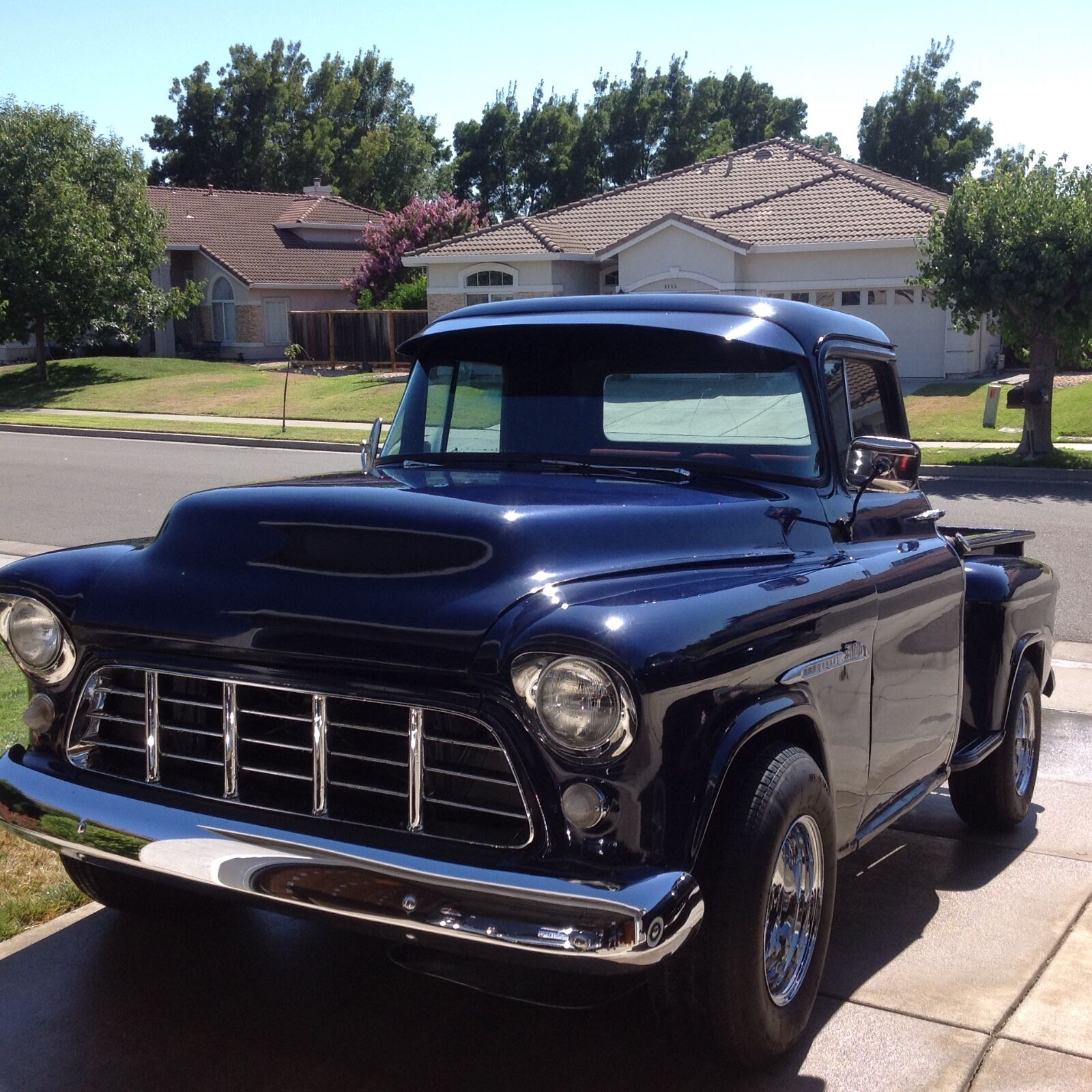 1955 chevy 3100 truck used chevrolet other pickups for sale in fairfield california search. Black Bedroom Furniture Sets. Home Design Ideas